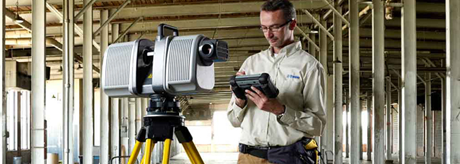 Trimble Spatial Scanner